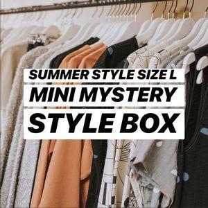 Summer Style Size L Mini Mystery Style Box